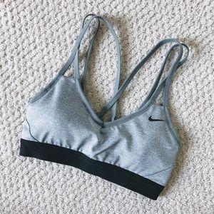 Nike Intimates & Sleepwear - Nike Pro Indy Strappy Sports Bra